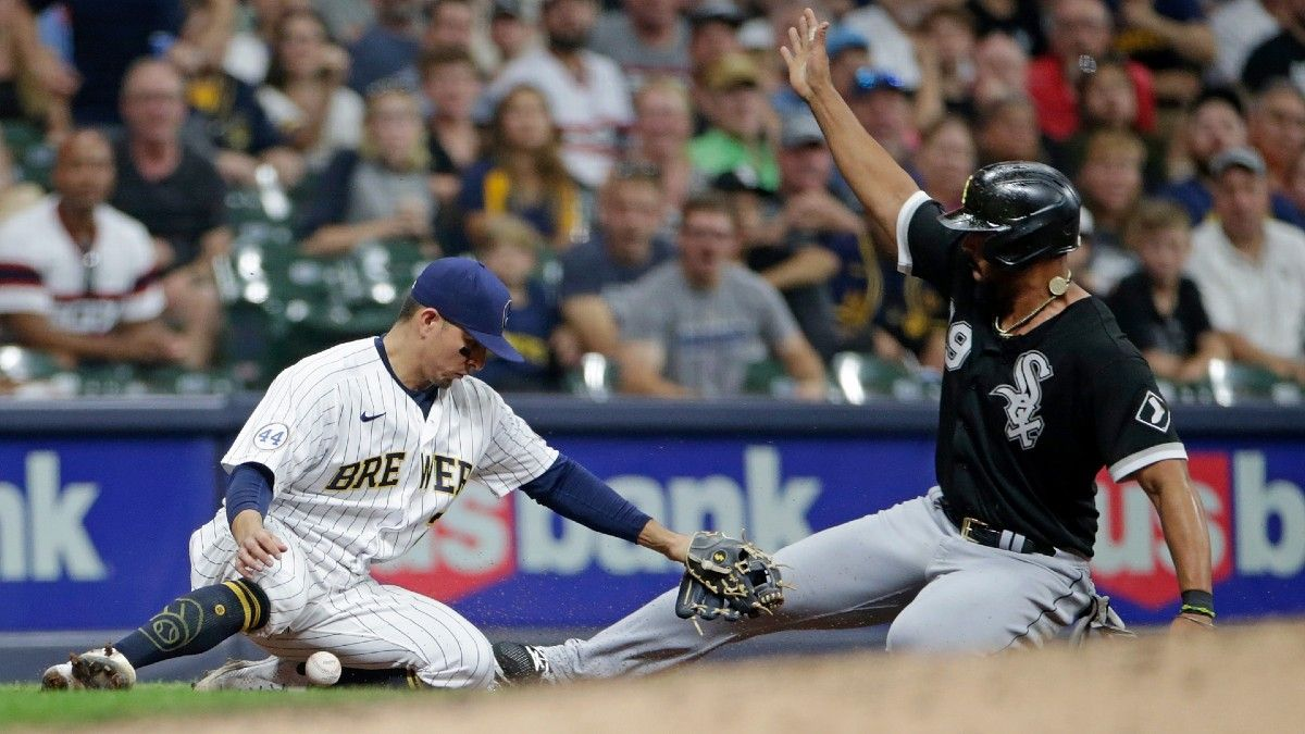 Sunday MLB Odds, Preview, Prediction for White Sox vs. Brewers: Can Chicago Avoid Sweep on Sunday Night Baseball? article feature image