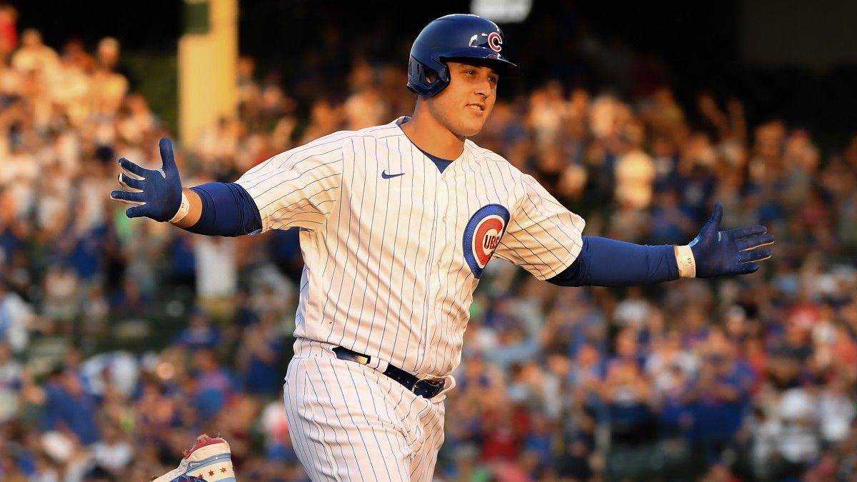 Anthony Rizzo Traded to Yankees: How The Deal With Cubs Alters New York's Odds, Playoff Projections article feature image