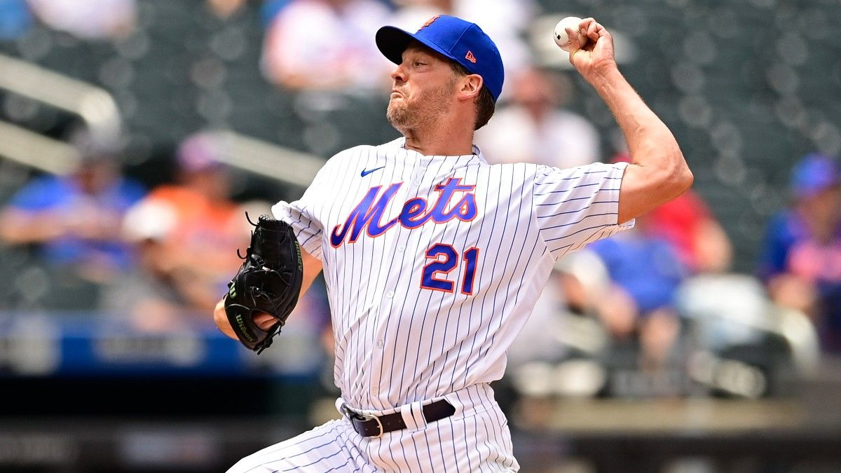 Reds vs. Mets Pick & Preview: Is New York Worth Bet as Favorite? (Saturday, July 31) article feature image