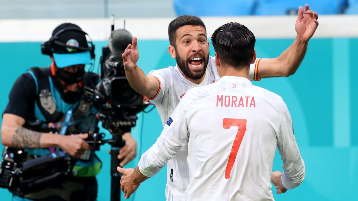 Euro 2020 Prop Bet Pick: Expect Offenses to Shine in Italy vs. Spain Semifinal Battle (July 6) article feature image