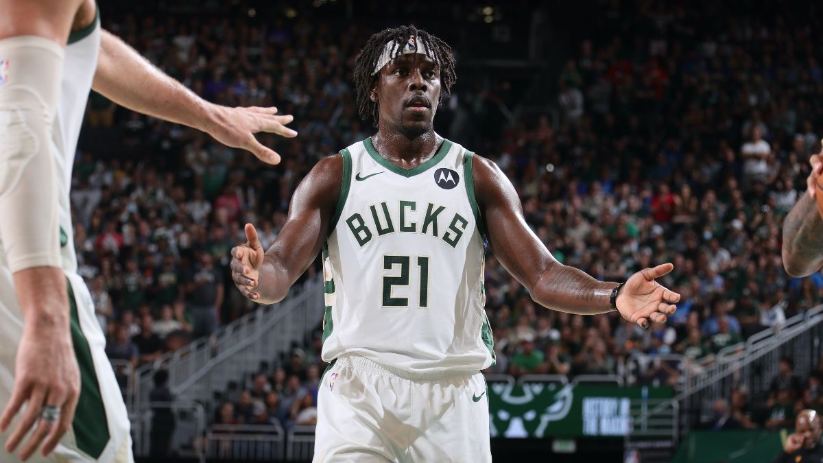 Bucks vs. Suns NBA Finals Odds, Predictions, Picks: Our Staff's 6 Favorite Bets for Game 1 (Tuesday, July 6) article feature image
