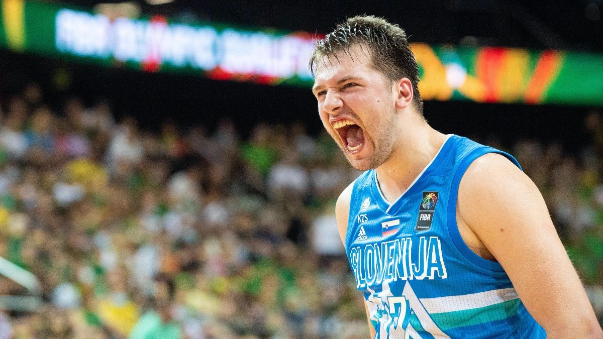 Argentina vs. Slovenia Olympics Men's Basketball Odds, Preview, Prediction: Do Luka Dončić, Slovenia Deserve to Be Favorites? (July 26) article feature image