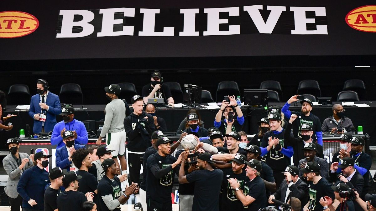 Moore: Finding Reasons to Bet Milwaukee to Defeat Phoenix in NBA Finals article feature image