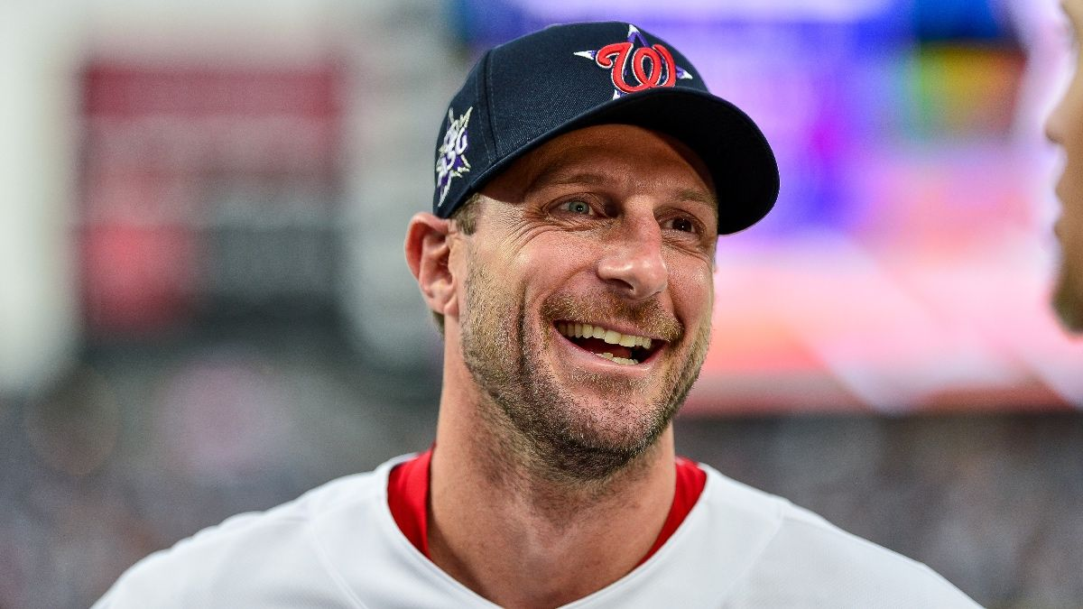 MLB Odds, Preview, Prediction for Padres vs. Nationals: How to Bet Max Scherzer in Washington (Sunday, July 18) article feature image