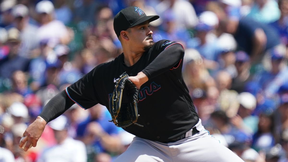 Marlins vs. Phillies MLB Odds & Pick: Bet Miami to Pull Ahead Quickly on Thursday (July 1) article feature image