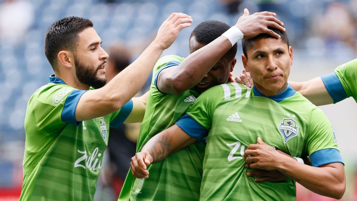 MLS Odds, Picks, Predictions: Colorado Rapids vs. Seattle Sounders Betting Preview (July 4) article feature image