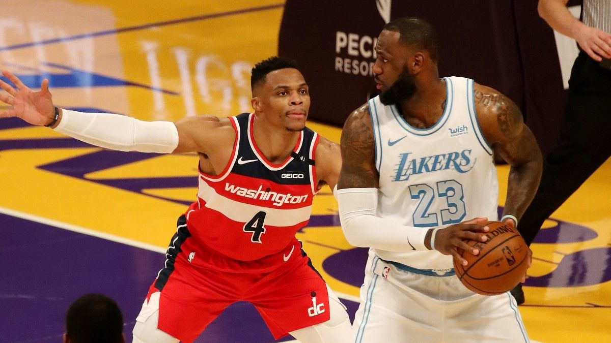Why Not? How Westbrook to the Lakers Impacts Betting Value article feature image