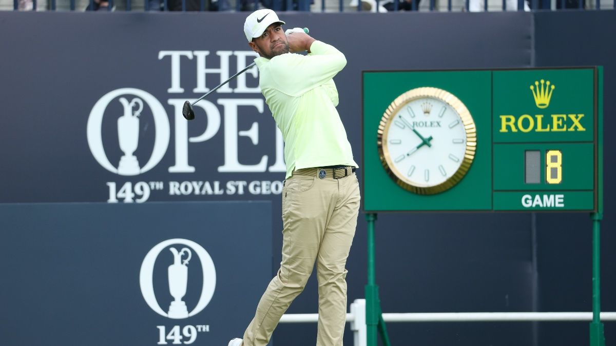 The Open Championship Round 3 Best Bets: Jon Rahm, Tony Finau Providing Value Entering Moving Day article feature image