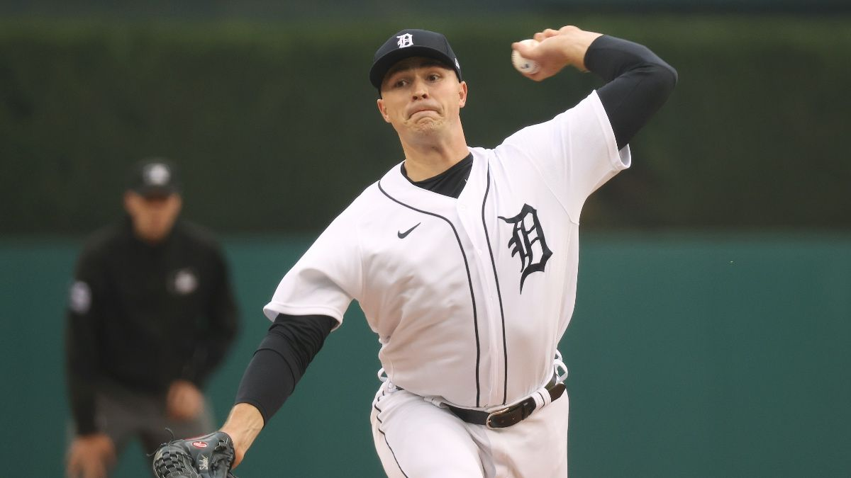 Sunday MLB Player Prop Bet & Pick: Target Tarik Skubal to Shine in AL Central Contest (July 25) article feature image