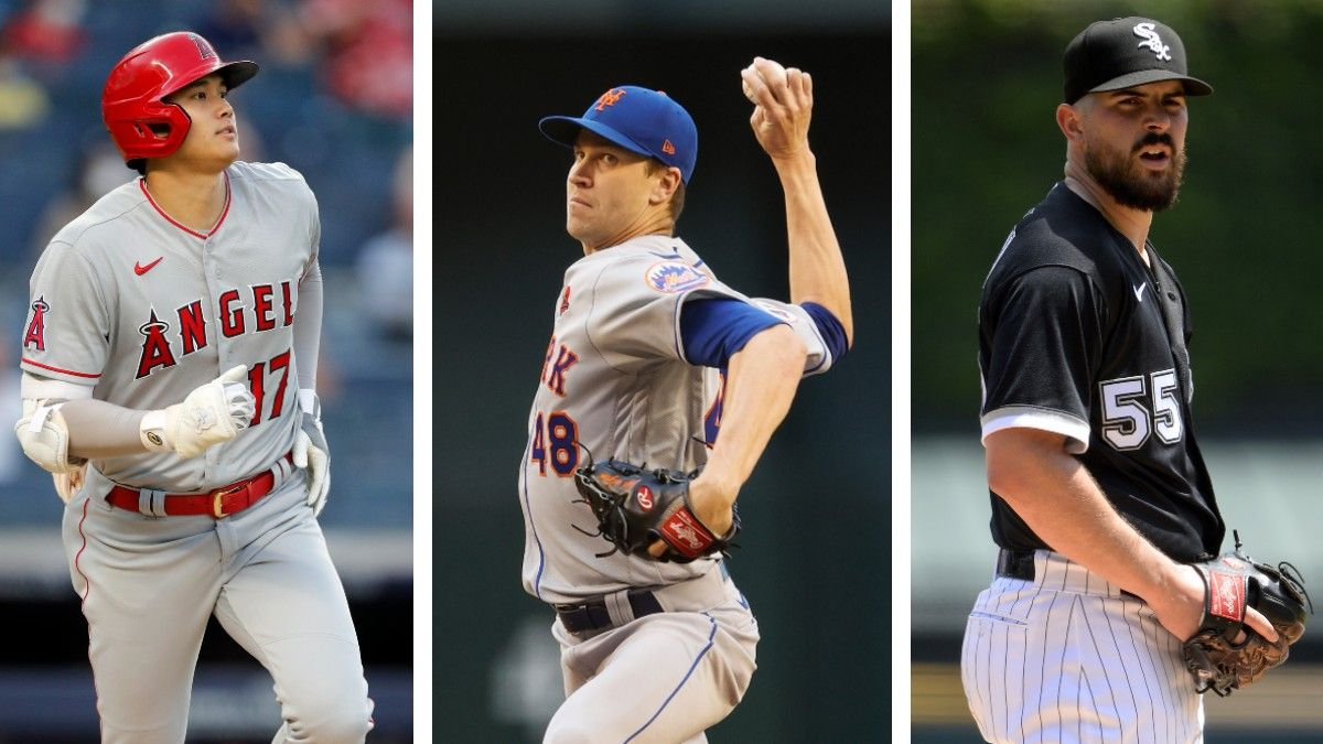 MLB Midseason Stock Report: Assessing the Futures Value of World Series Contenders, Shohei Ohtani, Jacob deGrom & More article feature image