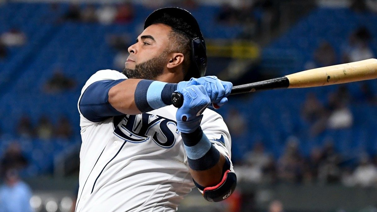 Friday MLB Player Prop Bets & Picks: Total Bases for Nelson Cruz and Ryan Weathers' Strikeout Total (July 31) article feature image