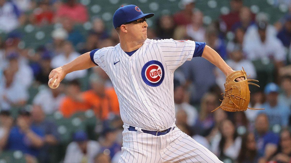 Saturday MLB Odds, Picks, Predictions: Diamondbacks vs. Cubs Betting Preview article feature image