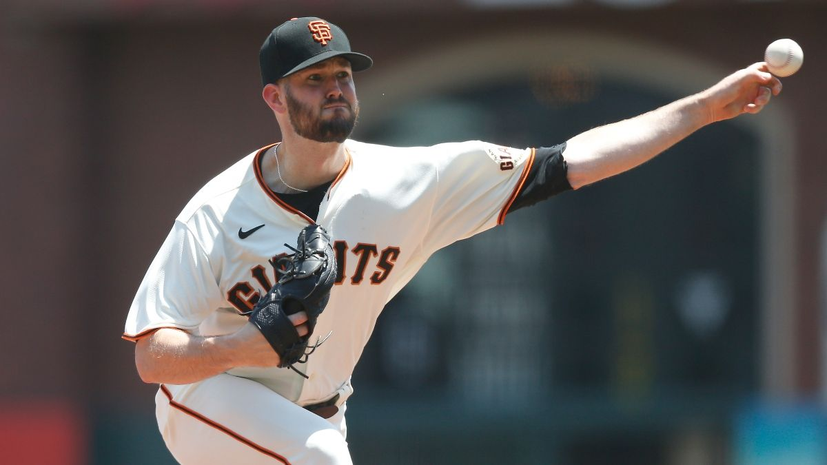 Astros vs. Giants Odds, Preview, Prediction: Best Bet for Greinke vs. Wood at Oracle Park (Saturday, July 31) article feature image