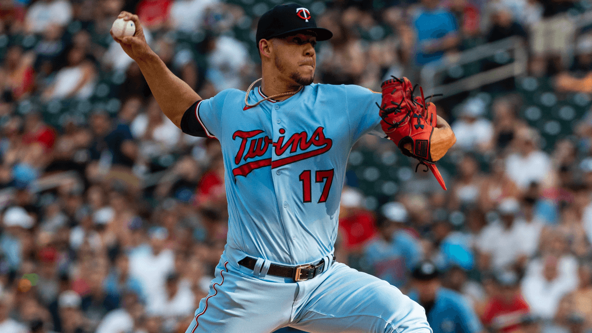 José Berrios Traded to Blue Jays: How World Series Odds Moved Following Deadline Deal article feature image