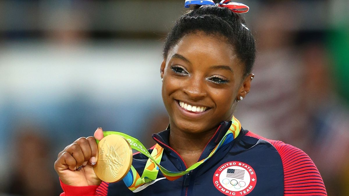 Olympics Betting Odds, Promo: Bet $20, Win $200 if Simone Biles Wins a Gold Medal! article feature image