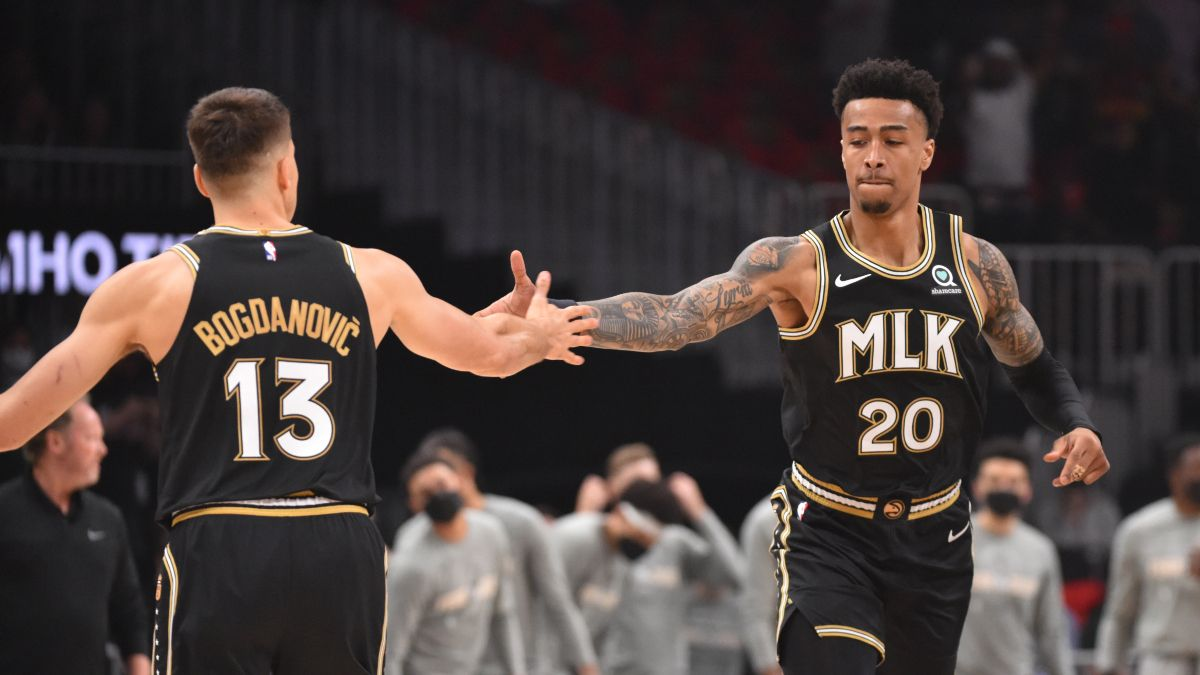 Bucks vs. Hawks Odds, Game 6 Preview, Prediction: Milwaukee Eyes Trip to Finals Without Giannis (July 3) article feature image