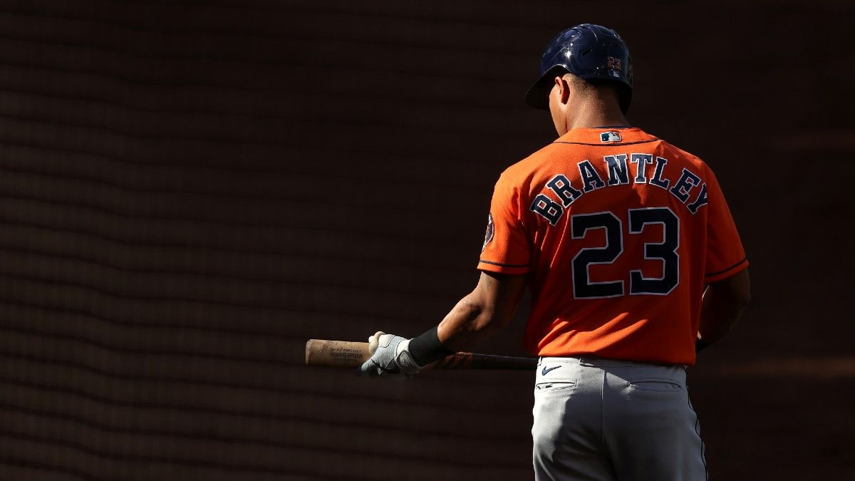 MLB Odds, Preview, Prediction Astros vs. Indians: What Number to Target for Saturday's Total (July 3) article feature image