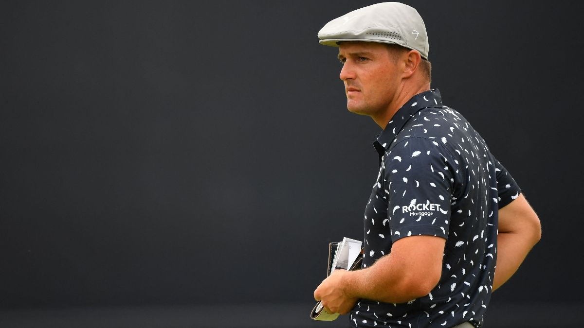 Bryson DeChambeau Out of 2021 Olympics After Positive COVID-19 Test; Patrick Reed In article feature image