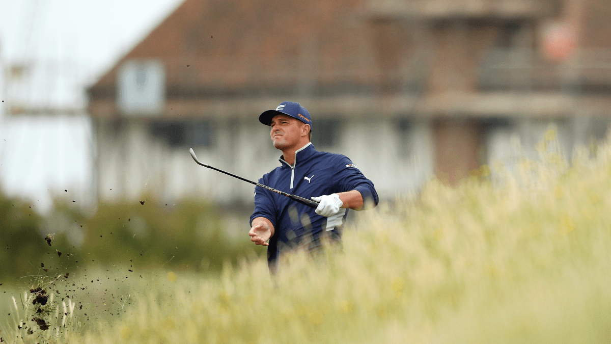 2021 British Open Market Report: How Bettors Feel About Bryson DeChambeau's Curious Odds article feature image