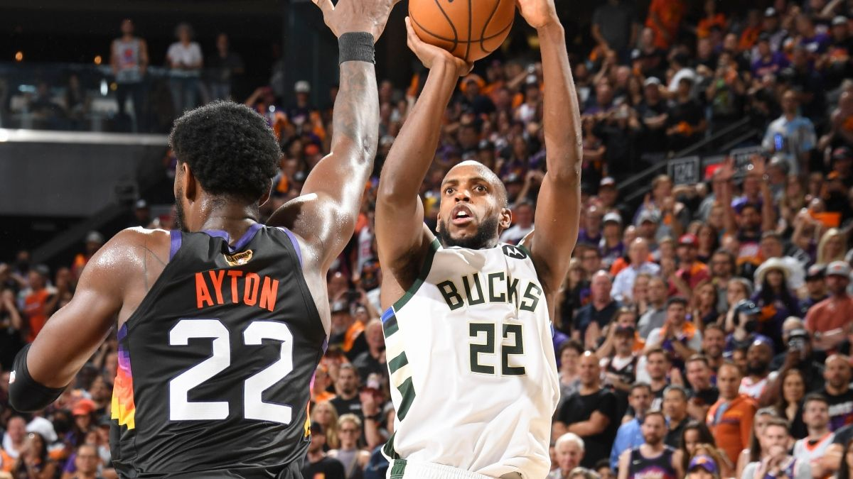 Betfred Sports NBA Finals Promo: Bet $20, Win $100 if the Bucks Hit a 3! article feature image