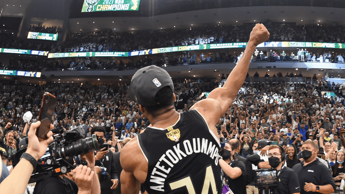 """Confident Milwaukee Bucks Filed Trademark for """"Bucks in Six"""" Ahead of NBA Finals Game 6 article feature image"""