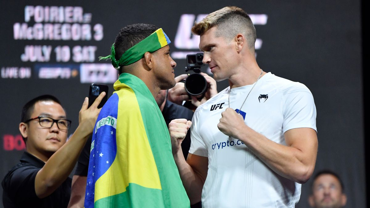 UFC 264 Odds, Preview & Predictions: Our Favorite Bets & Picks for O'Malley vs. Moutinho, Burns vs. Thompson, More (Saturday, July 10) article feature image