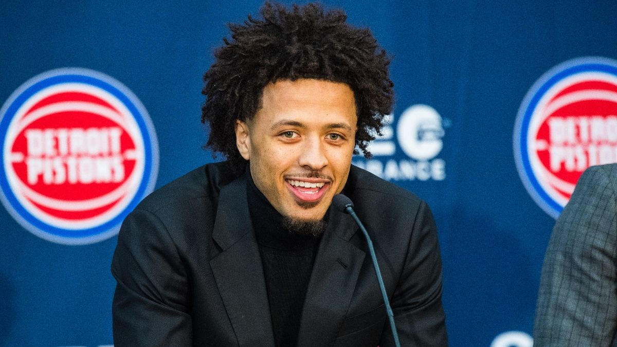 2022 NBA Rookie of the Year Odds & Picks: How To Bet Award Right After Draft article feature image