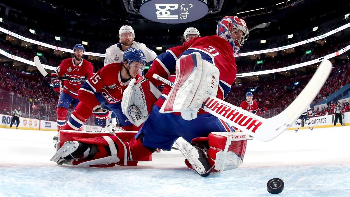 Lightning vs. Canadiens Odds & Pick: Bet Montreal to Avoid Sweep In Game 4 (July 5) article feature image