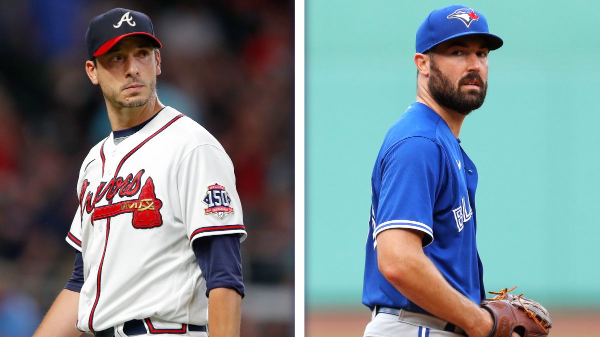 Friday MLB Player Props Odds & Betting Picks: 2 Strikeout Totals, Including Robbie Ray & Charlie Morton (July 16) article feature image