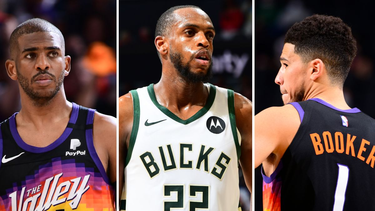 NBA Finals MVP Odds, Picks Predictions: Our Staff's Favorite Bets for Bucks vs. Suns article feature image