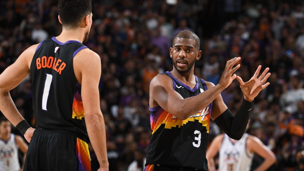 Bucks vs. Suns NBA Finals Odds, Picks, Betting Predictions: Bet the Favorite in Game 1 (July 6) article feature image