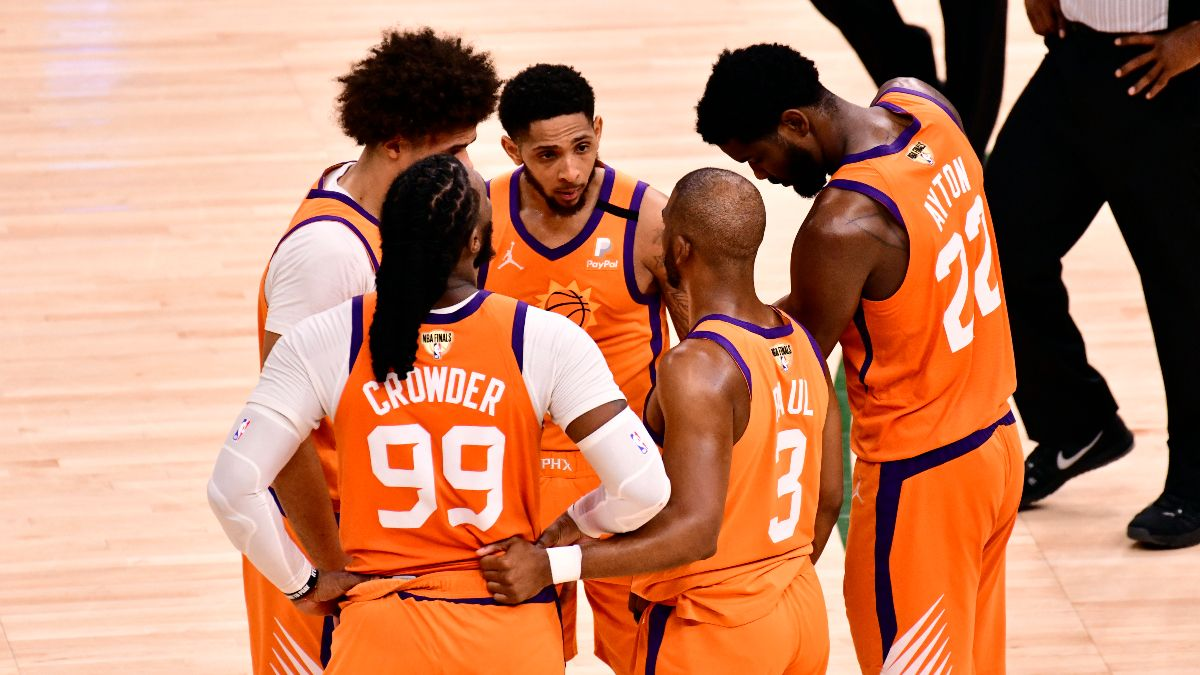 Suns vs. Bucks Game 6 Odds, Picks & Predictions: Our Best Bets for Tuesday's NBA Finals  (July 20) article feature image