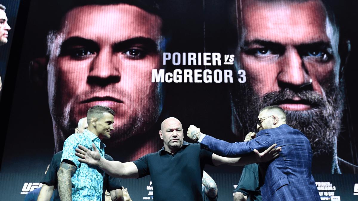 UFC 264 Market Report: How Bettors Are Attacking Conor McGregor vs. Dustin Poirier Trilogy article feature image
