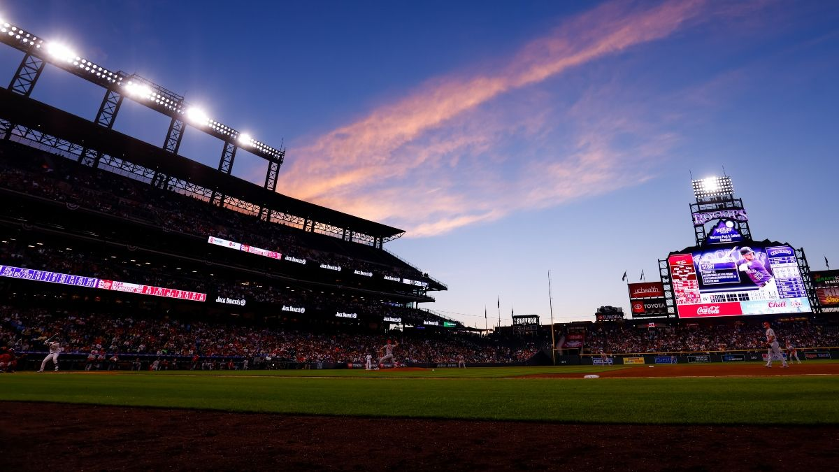 MLB All-Star Game Weather Forecast: Swirling Winds Expected at Coors Field (July 13) article feature image
