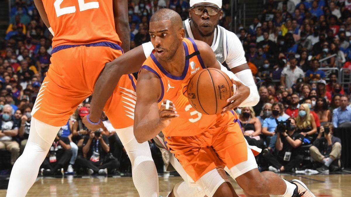 Suns vs. Bucks Betting Odds, Promo: Bet $25, Win $125 if Chris Paul Scores! article feature image