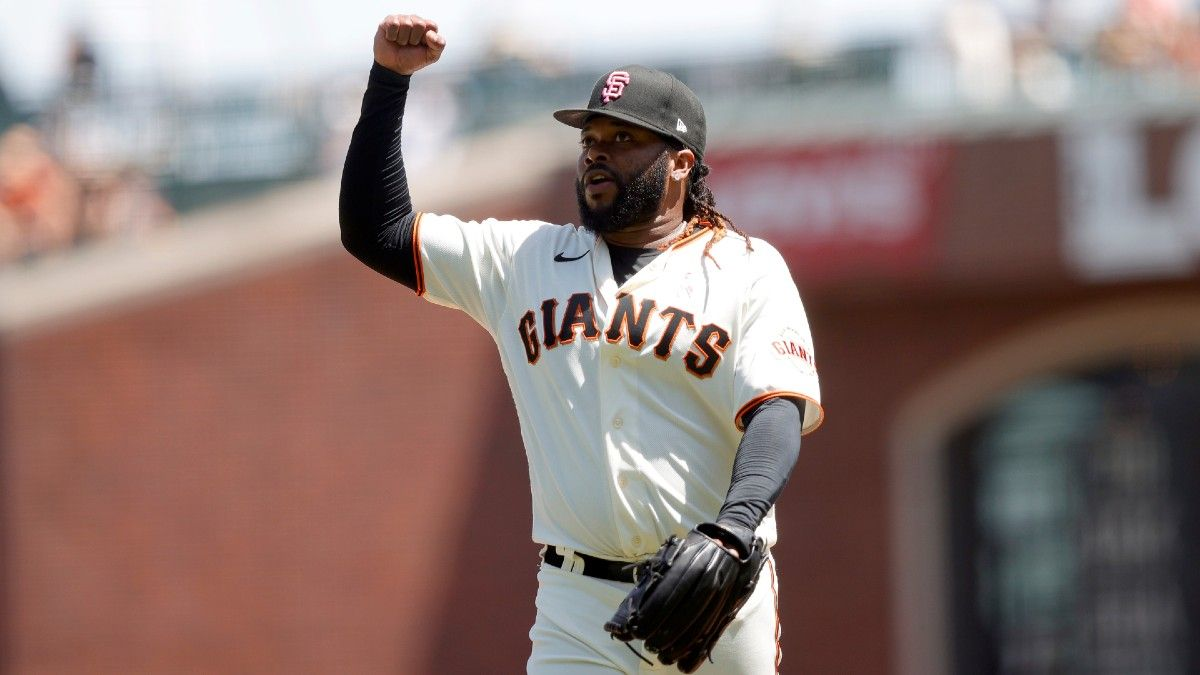 MLB Odds, Preview, Prediction for Giants vs. Diamondbacks: Will Arizona Keep Losing Against Johnny Cueto? (Thursday, July 1) article feature image