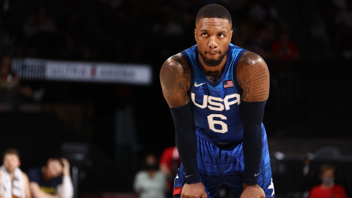 USA vs. Argentina Betting Odds, Picks, Predictions: How to Bet Tuesday's Olympic Exhibition (July 13) article feature image