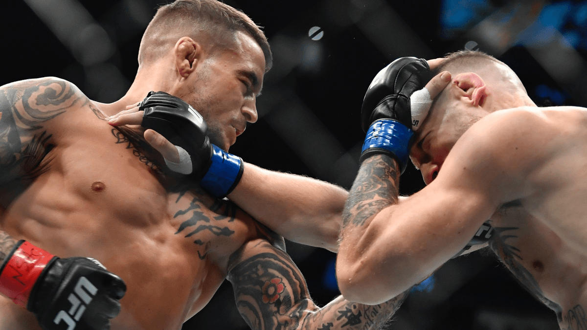 Conor McGregor Opens as Huge Underdog in Potential 4th Fight With Dustin Poirier article feature image