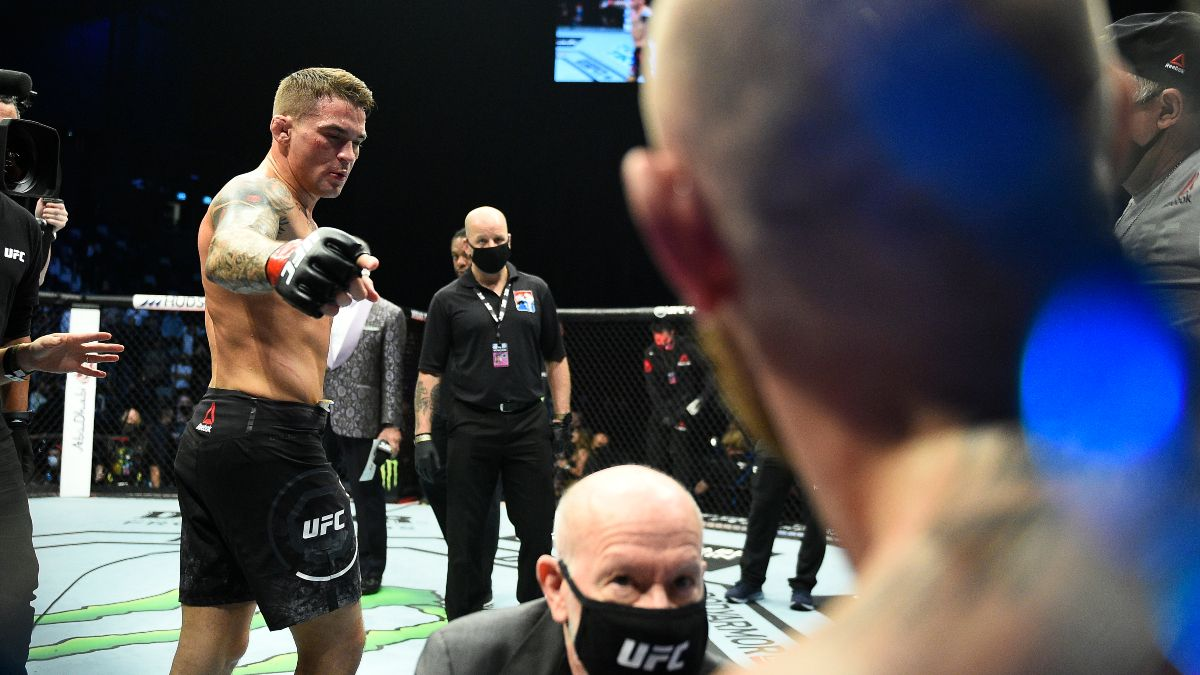 UFC 264 Odds, Fights, TV Schedule: Updated Lines for Poirier vs. McGregor, Burns vs. Thompson, More (Saturday, July 10) article feature image