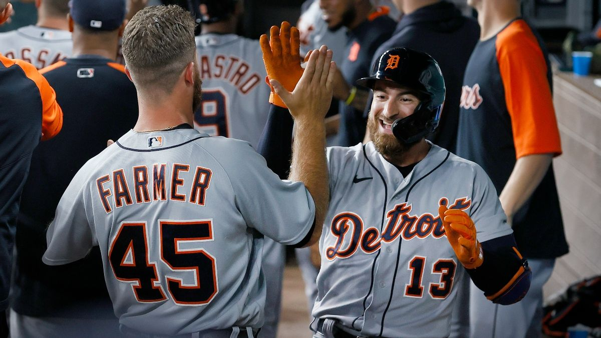 Tigers vs. Rangers Odds, Picks, Predictions: Sharp Money Moving Wednesday's Moneyline article feature image