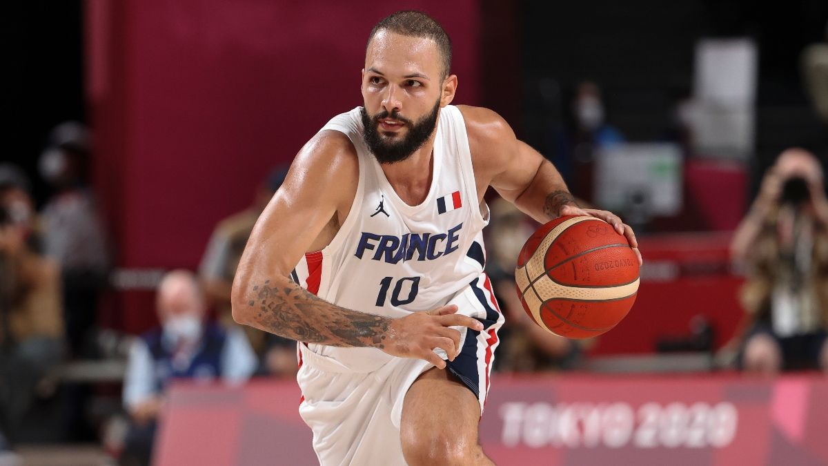 Tokyo Olympic Men's Basketball Odds, Picks, Predictions: 4 Bets for Team USA vs. Iran, France vs. Czech Republic & More article feature image