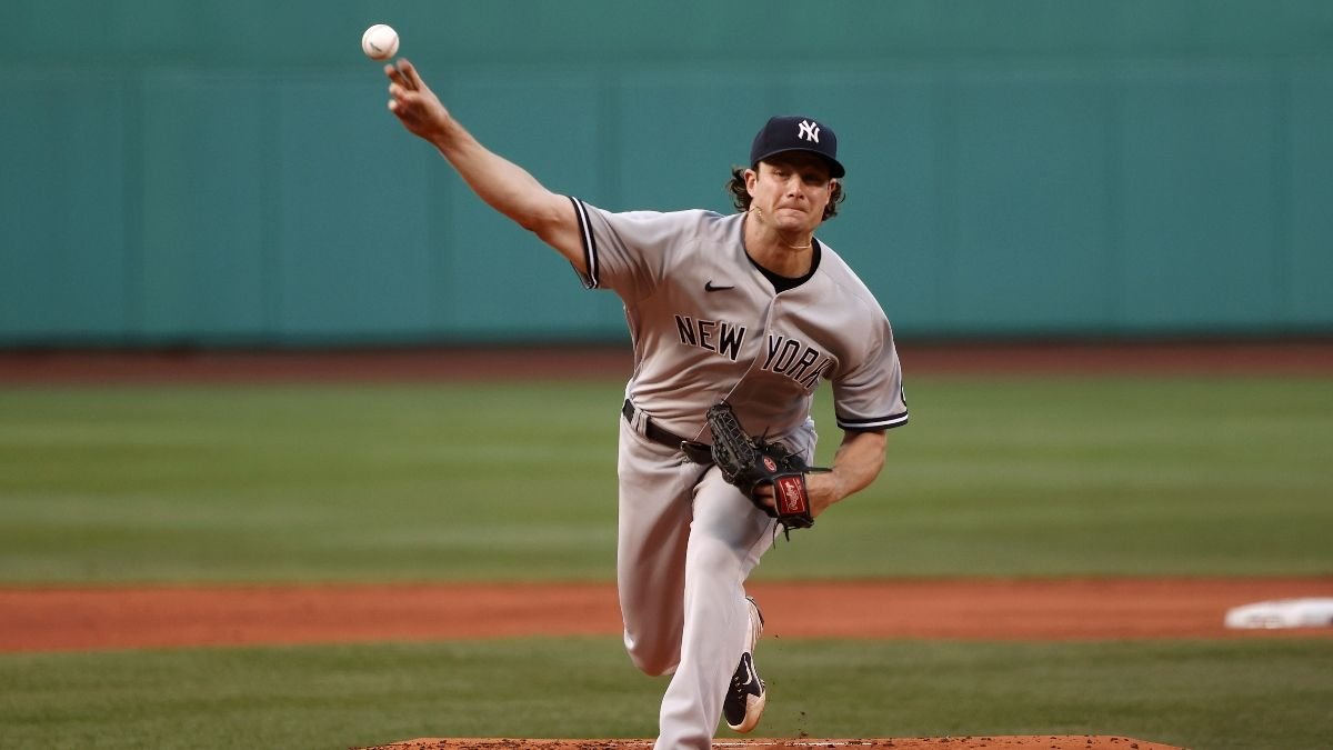 Yankees vs. Twins Odds, Promo: Bet $20, Win $200 if Gerrit Cole Records a Strikeout! article feature image