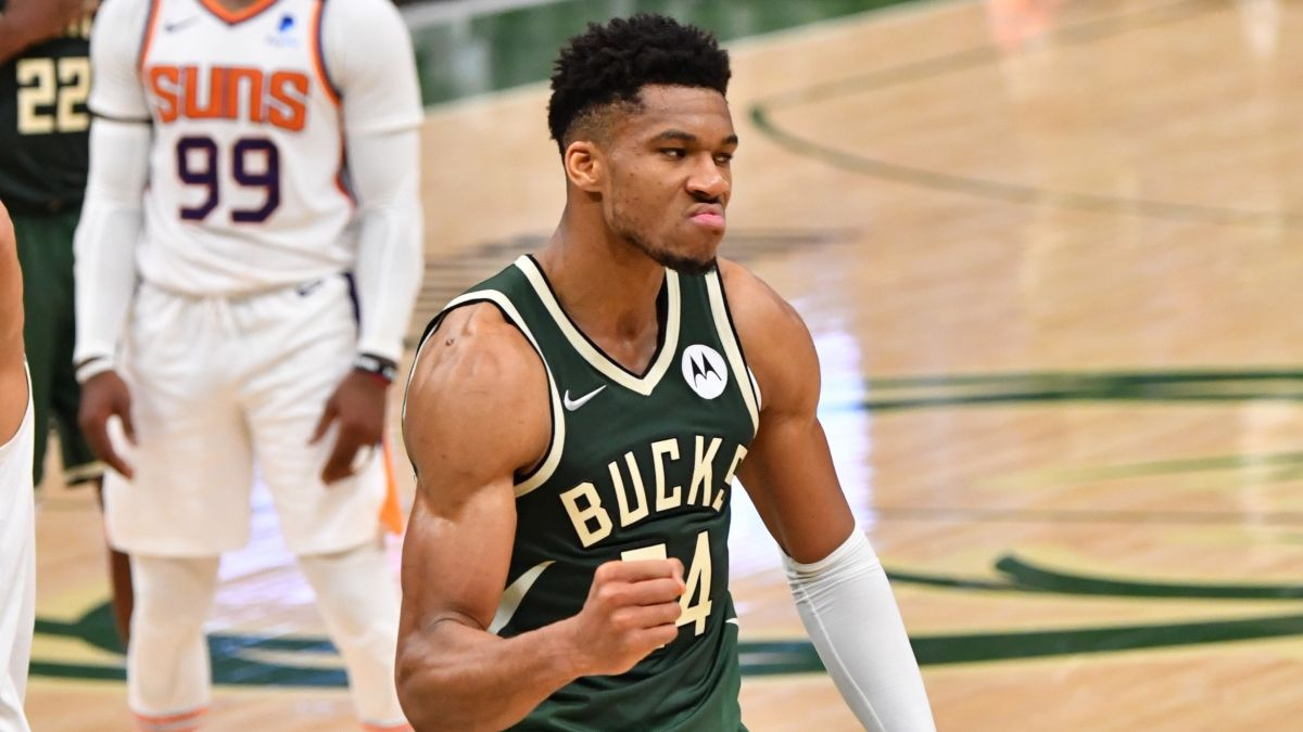 Suns vs. Bucks NBA Finals Promo: Bet $1+, Get $300 FREE Instantly! article feature image