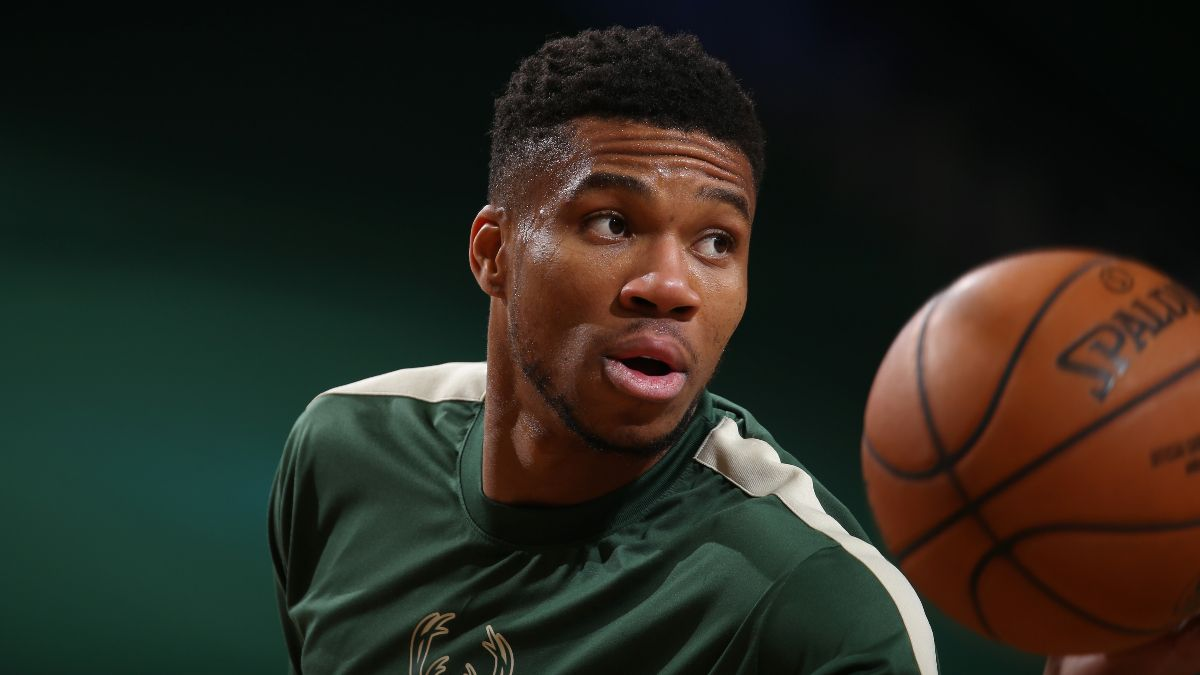 NBA Injury News & Starting Lineups (July 6): Giannis Antetokounmpo Cleared to Play in Game 1 of the NBA Finals article feature image