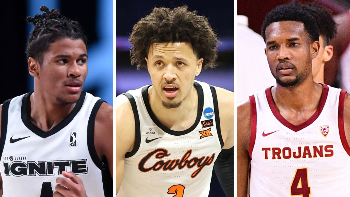 2021 NBA Draft Odds, Consensus Mock & Analysis: Your Guide to Betting the Draft article feature image