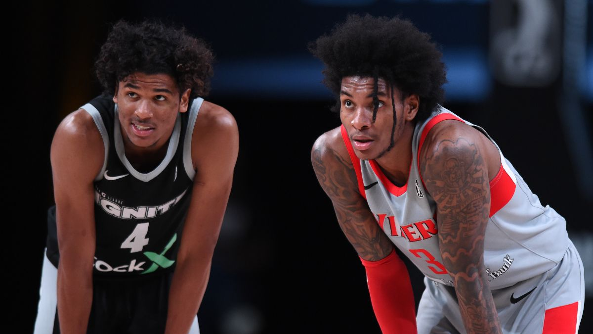 Houston Rockets NBA Draft Odds: Is Jalen Green Headed to Houston? article feature image