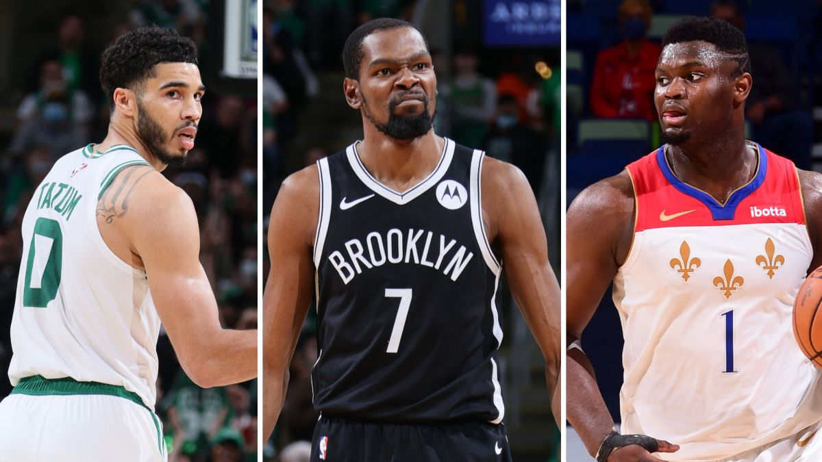 NBA Futures Odds: Way-Too-Early Analysis for NBA Title, MVP and Scoring Champion article feature image