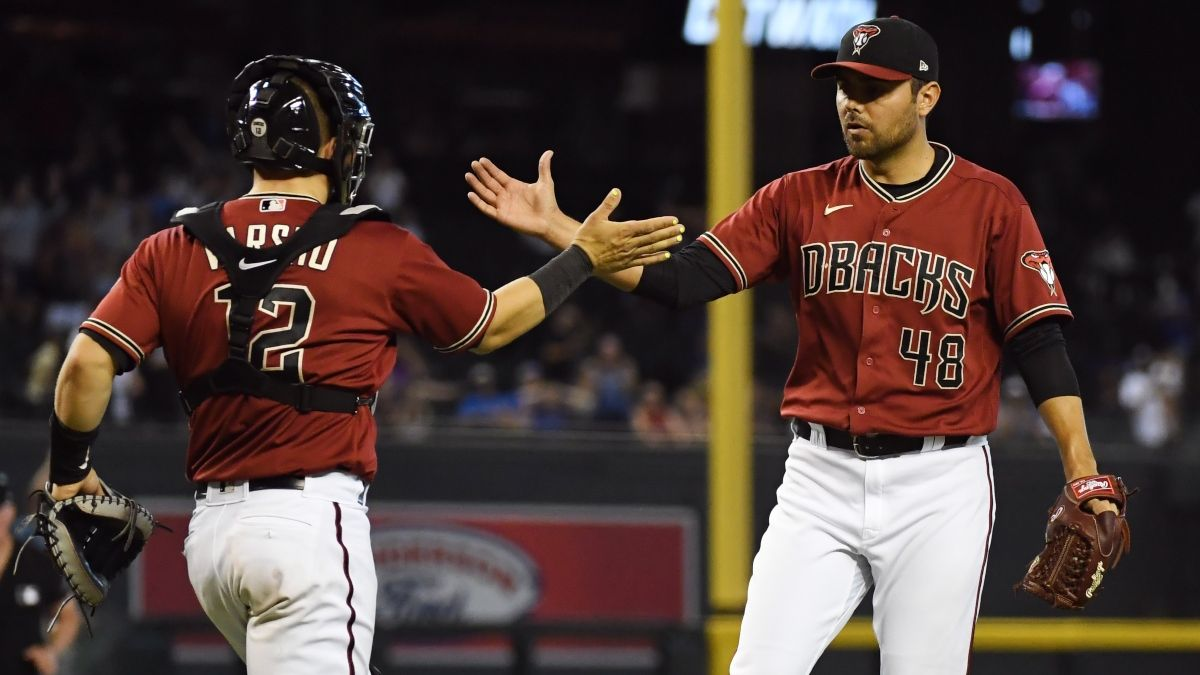 Diamondbacks vs. Cubs MLB Odds & Picks: The Big Betting Model Edge for Friday (July 23) article feature image