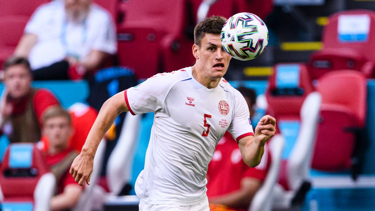 Czech Republic vs. Denmark Euro 2020 Odds & Pick: Bet the Danes to Come Out on Top (Saturday, July 3) article feature image