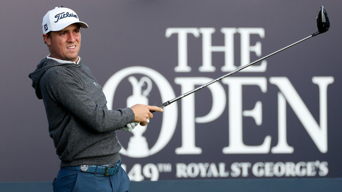 2021 Open Championship Odds, Picks, Predictions: 4 Golfers Worth Betting at Royal St. George's article feature image